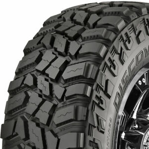 Set Of 4 Cooper Discoverer Stt Pro Mud terrain Tires 35x13 50r20 Lre 10ply