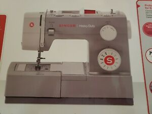 New Singer 4411 Sewing Machine Leather Quilt Industrial Manufacturing Heavy Duty