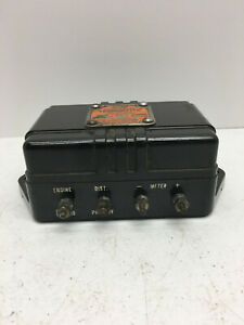 Sun Eb 2 Transmitter Rat Rod Chevy Ford Pontiac Buick Olds Sun Tachometer
