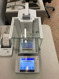 Mettler Toledo Xpe26 Microbalance With Compact Ionizer 22 G X 1 g Warranty