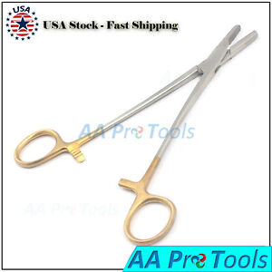 1 Sternal Wire Twister Needle Holder 6 W Tc Inserts German Stainless Surgical