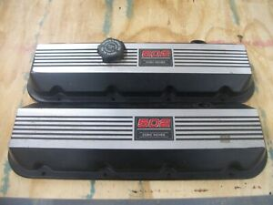 Big Block Chevy Valve Covers Gm Performance Parts 502