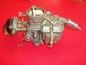 Aftermarket 1964 69 Ford Mustang 1100 Autolite Carburetor Core 170 200 Engine