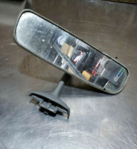 78 Toyota Hilux Pickup Truck Rear View Mirror Silver Grey Oem Used Parts 75 76 7