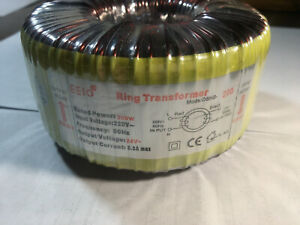 eeio Toroidal Transformer 220v 24v 200w Low Frequency