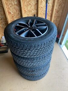 2021 Jeep Grand Cherokee Trailhawk Rims Tires