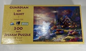 Guardian of Light By James Lee 300 piece Jigsaw Puzzle 18X24 Sunsout New USA $18.50