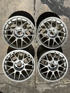 Forged Bbs Rc 309 7j X 17 Et45 5x114 3 Square Set Great Condition Super Light