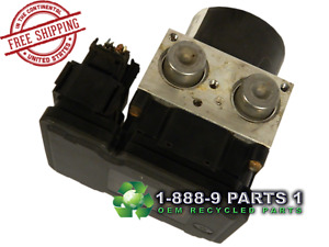 Abs Pump Anti Lock Brake 2009 Ford Escape Mariner Vin G Or 7 From 12 01 08