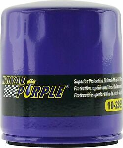 Royal Purple 10 2835 Extended Life Premium Oil Filter Silicone Bypass Valve