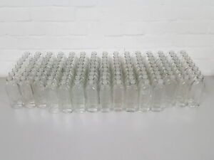 Lot Of 129 200ml Glass Bottles Jars Lab Glassware Equipment