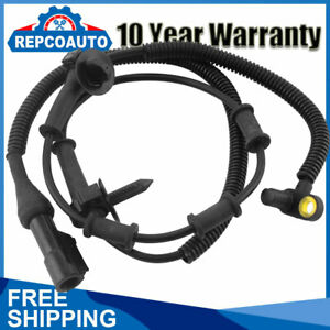 Front Left Right Abs Wheel Speed Sensor For Ford Explorer Mercury Mountaineer