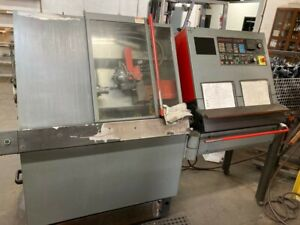 Emco Maier 220 Cnc Lathe 2 Parts Machines Included