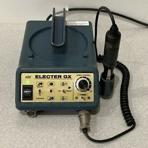 Nsk Electer Gx Control Unit With Electer Ii Nk 350 Micro Motor Ih 300 Collet