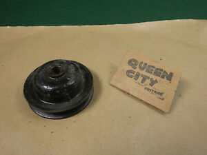 Flathead Ford Wide Belt Water Pump Pulley Cast Iron 8ba 59ab