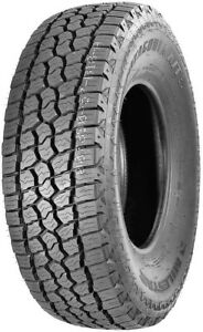 Set Of 4 Milestar Patagonia A tr All terrain Tires Lt305 55r20 Lre 10ply Rated