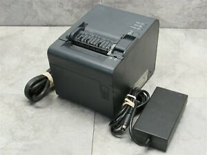 Epson Tm l90 Usb Point Of Sale Pos Thermal Receipt Printer M165c Adapter