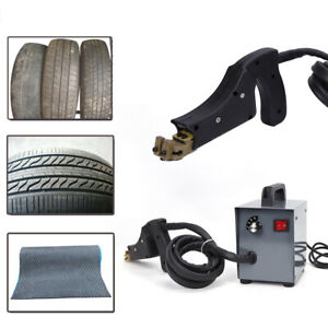 Manual Tire Regroover Truck Car Tire Rubber Tyres Slotting Machine Carving 110v