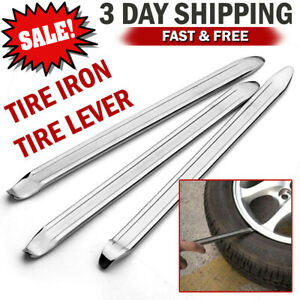 Motorcycle Spoon Tire Irons Lever Tools Iron Tire Changing Repair Kit For Bike
