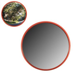 Outdoor Convex Mirror Garage Angle Parking Security Curved Corner Part Well