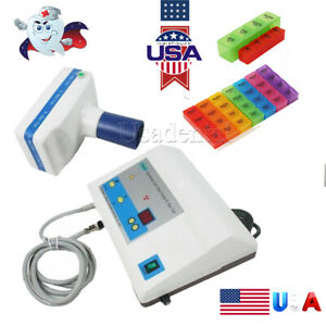 Portable Dental Mobile Digital X ray Unit Imaging System Blx 5 Xray Low Dose Us
