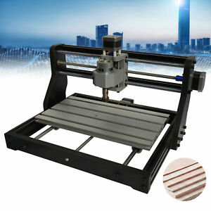 Cnc 3018 Pro 3 Axis Machine Router Laser Engraving Pcb Wood Carving Milling