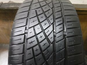1 225 40 19 93y Continental Extreme Contact Dws 06 Tire 5 32 1d17 3917