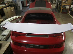 Fiberglass 67 1700mm Gt Top Secret Style Racing Rear back Trunk Spoiler wing
