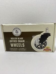Office Owl Office Chair Replacement Wheels For Smart Home Offices Set Of 5 Heavy