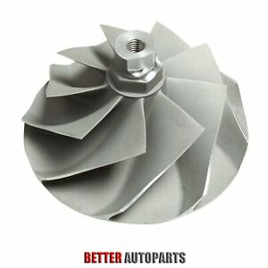 New Upgraded Turbo Compressor Wicked Wheel Tp38 Gtp38 For Ford Powerstroke 7 3l