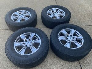 2016 Ford F150 Rims And Tires