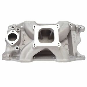Edelbrock Victor Intake Manifold For 318 360 Chrysler Small Block La Engines