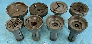 5c Collets Multipul Sizes Machinist Tooling