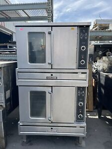 Garland Double Stack Convection Oven Nat Gas