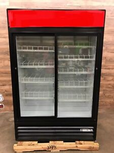 Beverage Air Mt45 2 door Merchandiser Refrigerator 115 V Phase 1