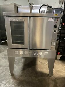 Single Stack Full Size Convection Oven Nat Gas