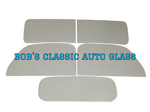 1946 1947 Ford Truck Windows Classic Auto Glass Vintage New Pickup Restoration