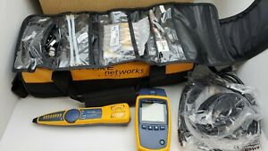 Fluke Networks Microscanner2 Professional Kit Ms2 kit