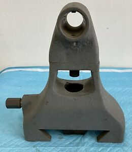 Vintage Lathe Tailstock Machinist Tool Mill Industrial Free Shipping