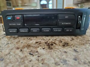 1995 1997 Town Car Grand Marquis Crown Vic Ac Heat Climate Control Unit Factory
