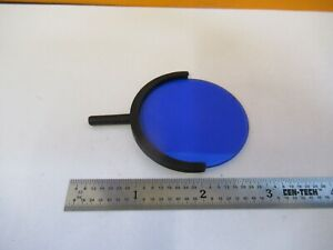 Leitz Germany Cb 12 Blue Filter Optics Microscope Part As Pictured a3 c 10