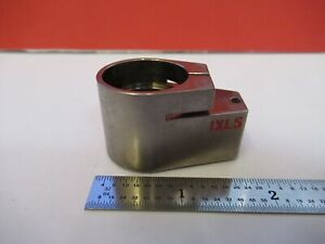 Wyko Veeco Michelson Interferometer Ixl5 Objective Converter As Pictured H6 a 29