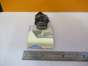 Zeiss Germany Axiotron Mounted Mirror Microscope Part As Pictured 47 a 39