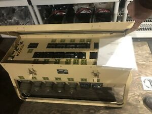 Power Distribution Panel 30kw Nsn 6110012365890 120 208v 50 60hz 225a New