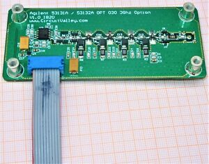 3ghz Channel 3 Option For Hp agilent 53131a 53132a 53181a Counters 030 Diy