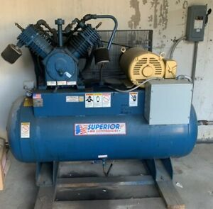 Compressor Air 15 Hp Quincy With Air Dryer