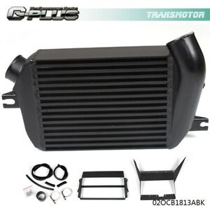 Top Mount Intercooler For 08 14 Wrx Legacy Gt 08 09 Forester Xt 09 13 Ej25