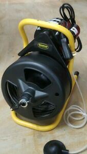 Cobra St 420 Speedway Cable Drum Drain Cleaning Machine