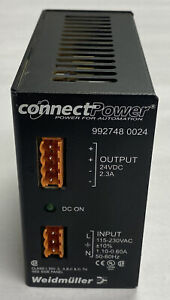 Weidmuller Connect Power 992748 Power Supply