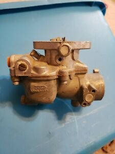 Zenith Model 68 Carburetor Nos 13556 Ca8f 313 Wisconsin Ford Or